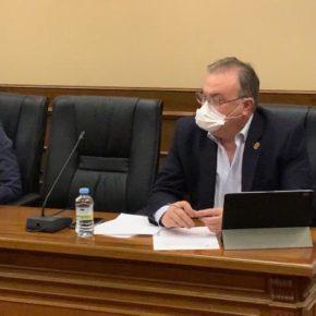 El Pleno de la Diputación de Ávila aprueba de forma unánime el Acuerdo Marco de Servicios Sociales, dotado con 29M€
