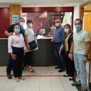 Ciudadanos y Partido Popular registran una moción de censura en el Ayuntamiento de El Tiemblo
