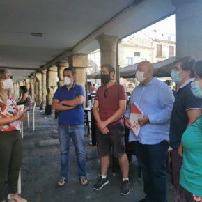 Ciudadanos continúa su ronda de visitas a las distintas agrupaciones locales de la provincia de Ávila