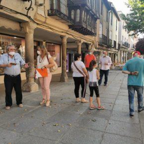 Ciudadanos comienza una ronda de reuniones con sus agrupaciones locales de la provincia de Ávila