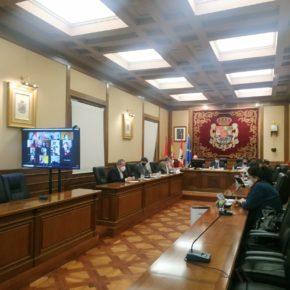 Apoyo unánime a la propuesta de Cs para que se mejoren las infraestructuras de evacuación de energía eléctrica en Ávila