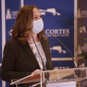 """Inmaculada Gómez califica las cuentas de """"prudentes, capaces de impulsar al sector agrícola y ganadero, con una mirada al futuro"""""""