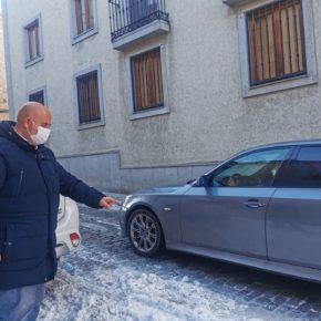 Ciudadanos aplaude el buen trabajo realizado en la limpieza de las calles de Ávila tras la nevada